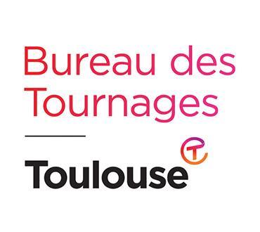 Logo Bureau des Tournages de Toulouse Métropole